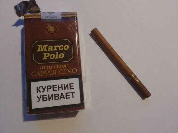 сигареты марко поло