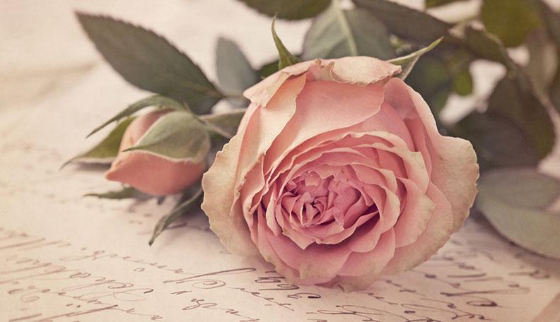 романтическое письмо любимому мужчине