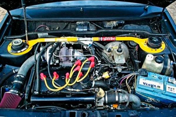 Тюнинг мотора ВАЗ 99