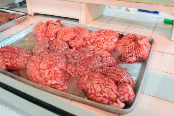 Как выбрать и хранить говяжьи мозги