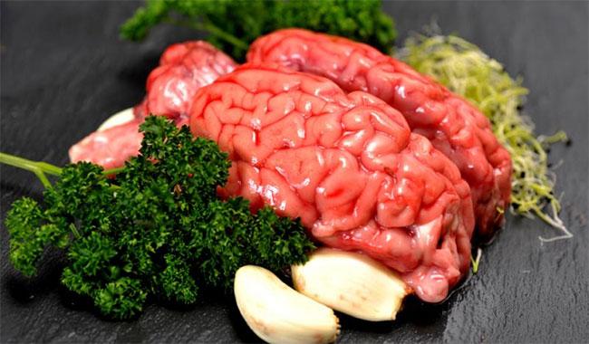 Особенности приготовления говяжьих мозгов
