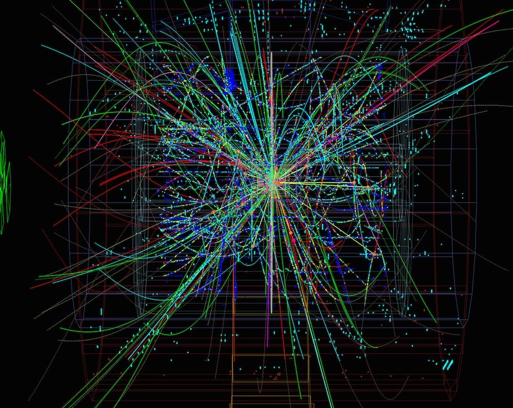 Движение частиц