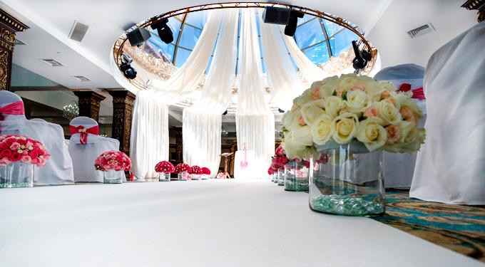 роскошная свадьба в Челябинске