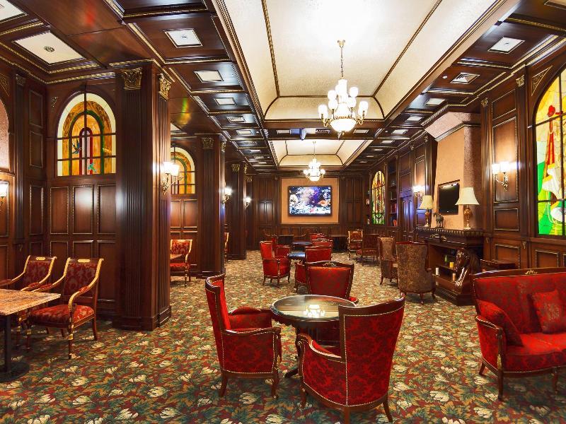 Ресторан в гостинице Челябинска