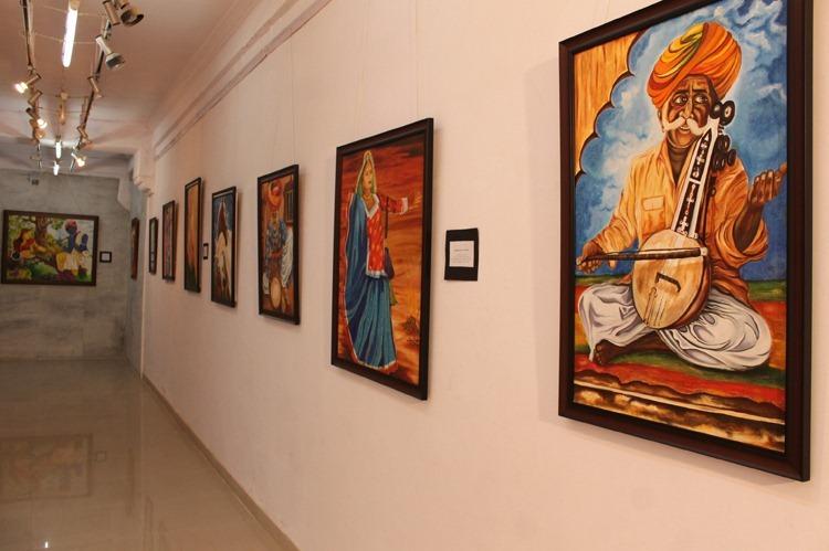 Выбор места выставки
