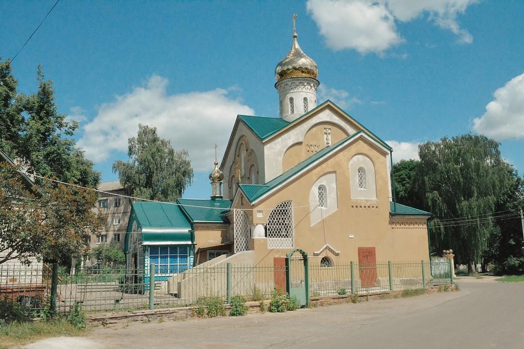 Церковь в Клинцах