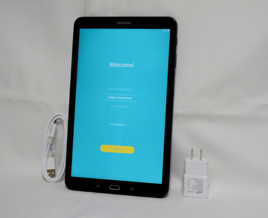 обзор планшета Samsung Galaxy Tab A SM-T580