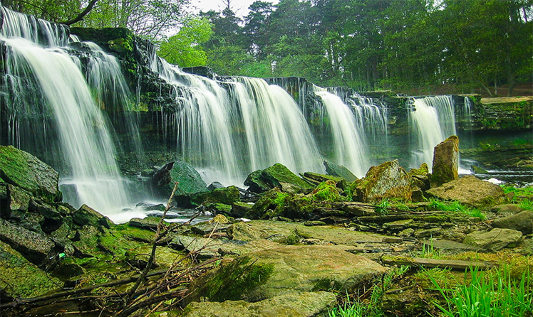 Водопад Кейли-Йола
