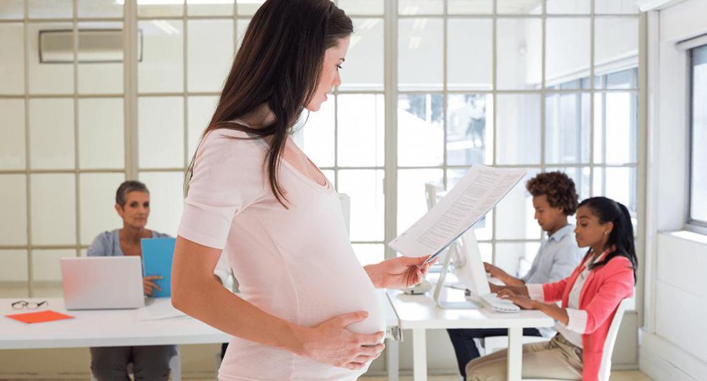 беременной отказали в приеме на работу