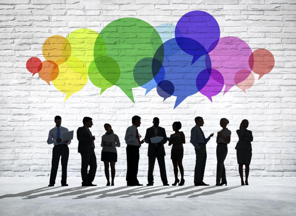 компоненты коммуникативного акта