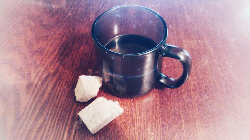 Халва к чаю