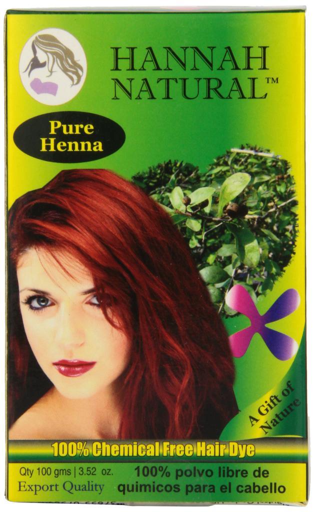 Как закрасить седину на темных волосах хной