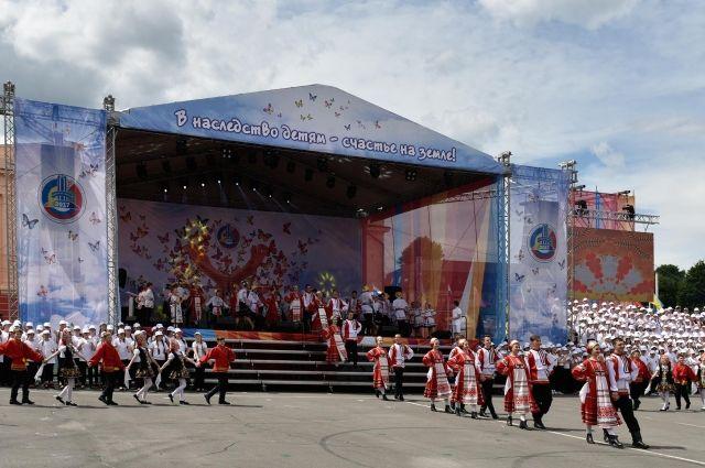 фестиваль в Клинцах