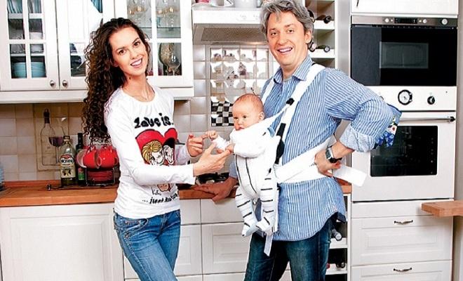 михаил вайнберг с женой и сыном
