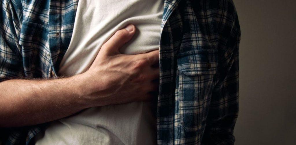 хруст в грудной клетке при разгибании