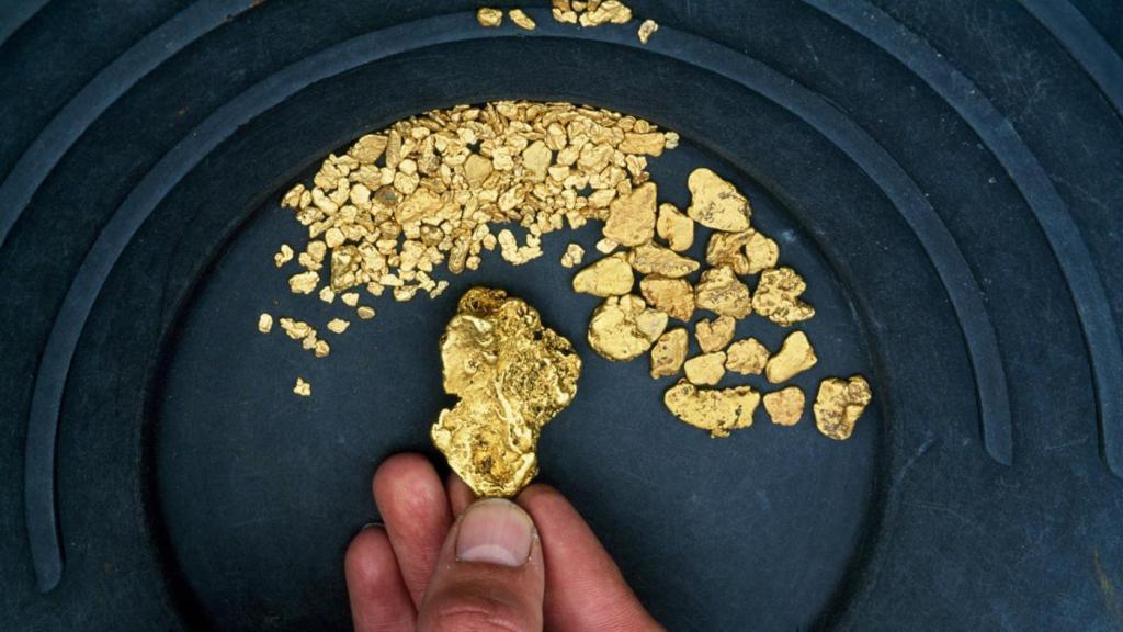 превращение в золото