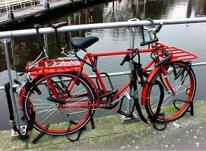 кодовый замок для велосипеда
