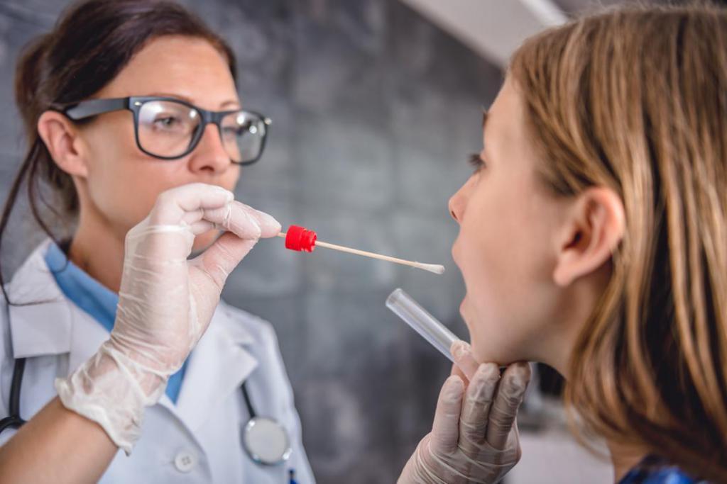 лечение кандидоза миндалин