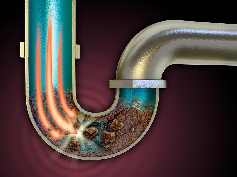 Чем лучше прочистить канализационные трубы?