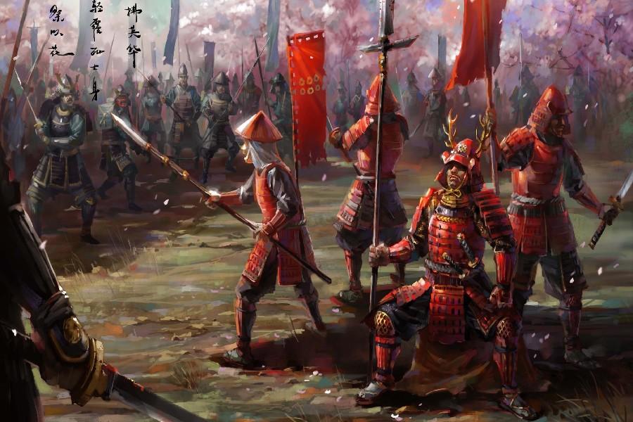 Самураи на войне