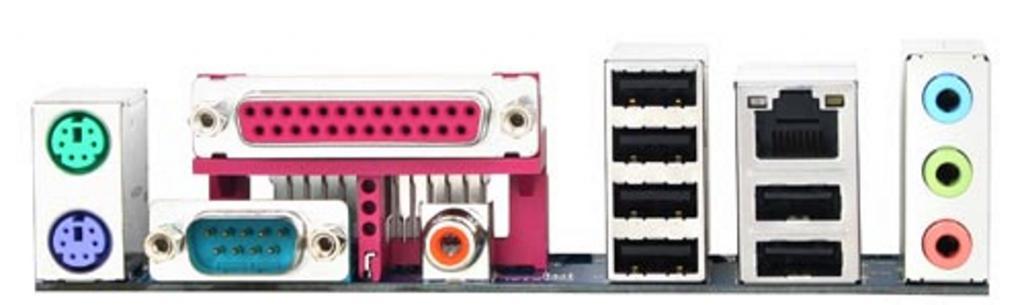 Характеристики материнской платы Gigabyte GA-P43-ES3G