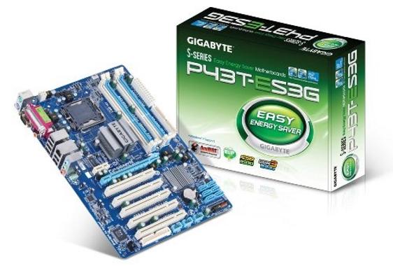 материнская плата Gigabyte GA-P43-ES3G характеристики