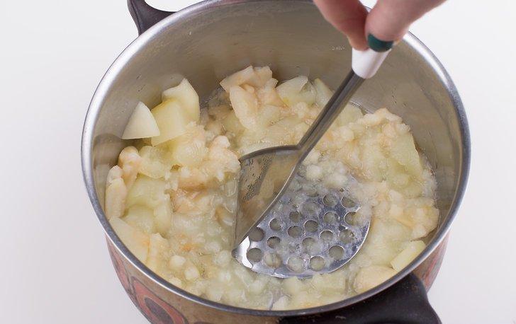 Картофельное пюре для грудничка рецепт