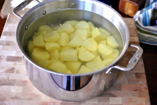 как сделать картофельное пюре для грудничка