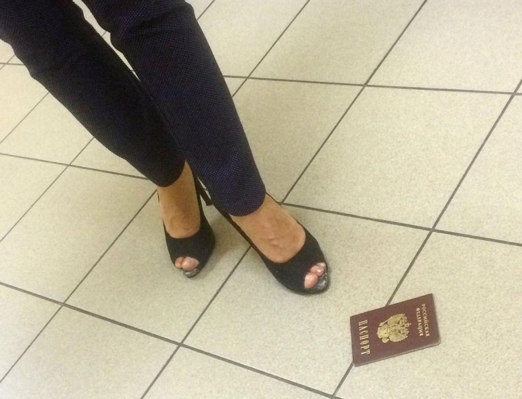 Потерял паспорт - что делать