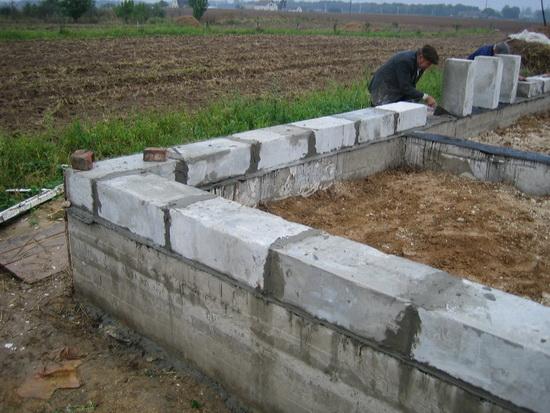 строительство загородного