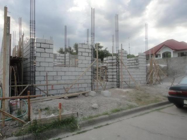 строительство загородного дома из пенобетона