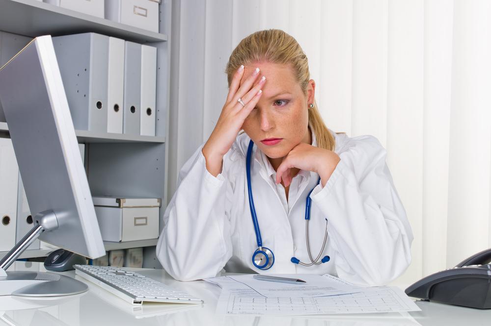 Хроническая усталость у врачей