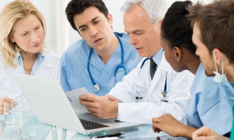 Консультирование врачей