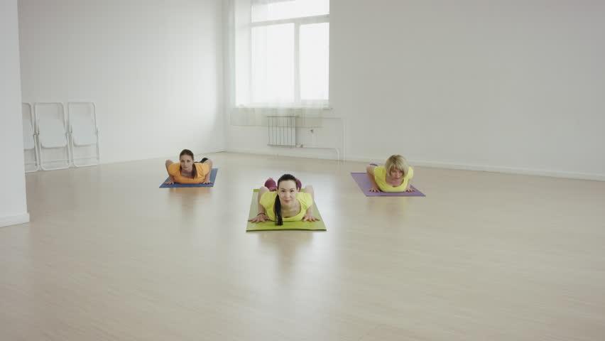 Тонус тв йога китайские мастера