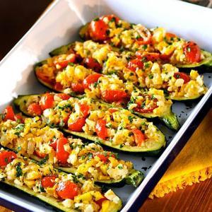 постные блюда из кабачков рецепты