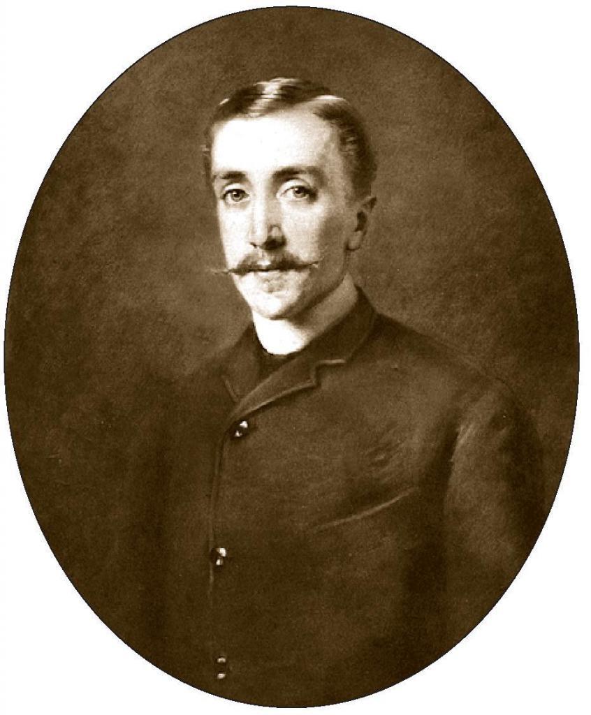 Сергей фон Дервиз