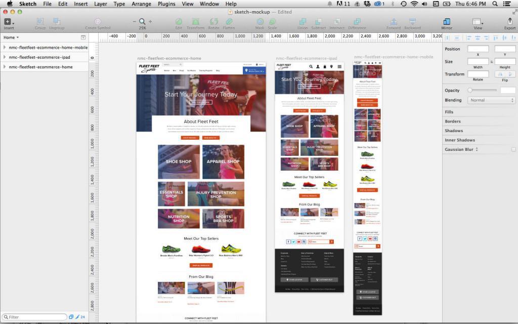 лучшие программы для веб дизайна