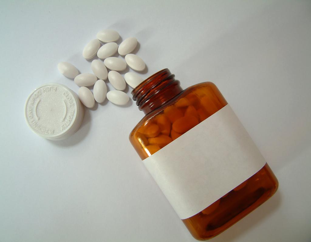 Таблетки из аптеки