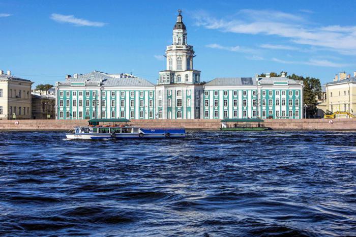 кунсткамера в россии