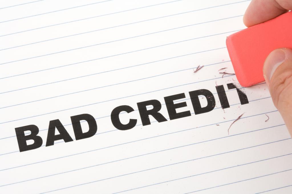 Испорченную кредитную историю можно исправить.
