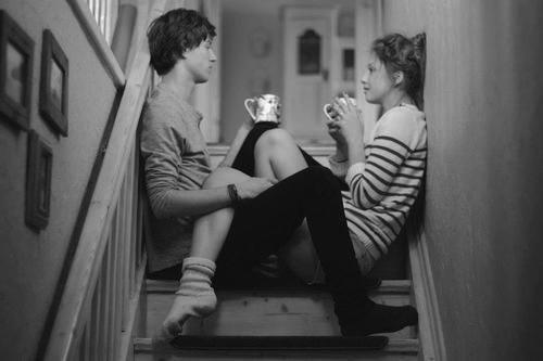 разговор влюбленных