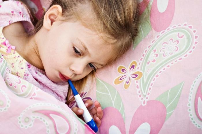 температура тела ребенка до года