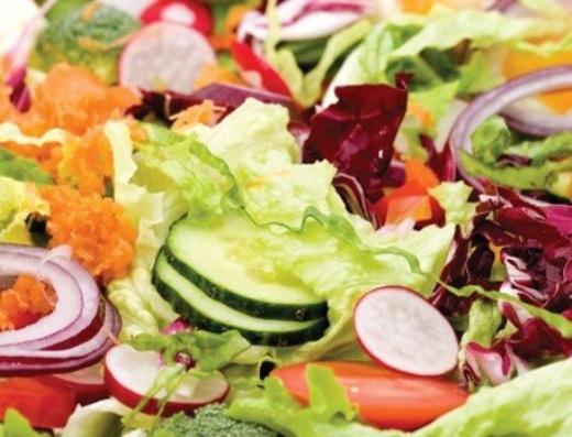 какие салаты можно при гастрите