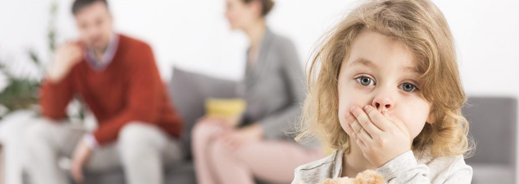 развод с мужем ребенку 1 год