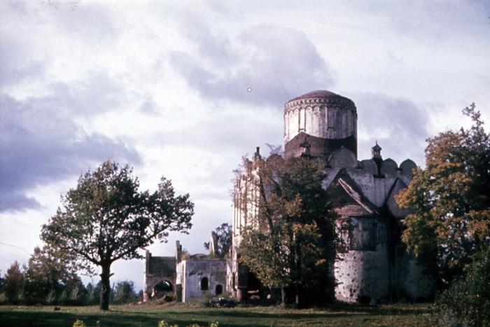 Реставрация Феодоровского собора