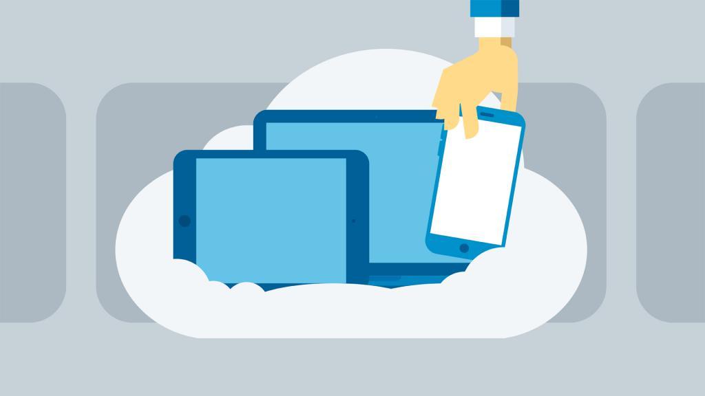 Облачное хранение документов