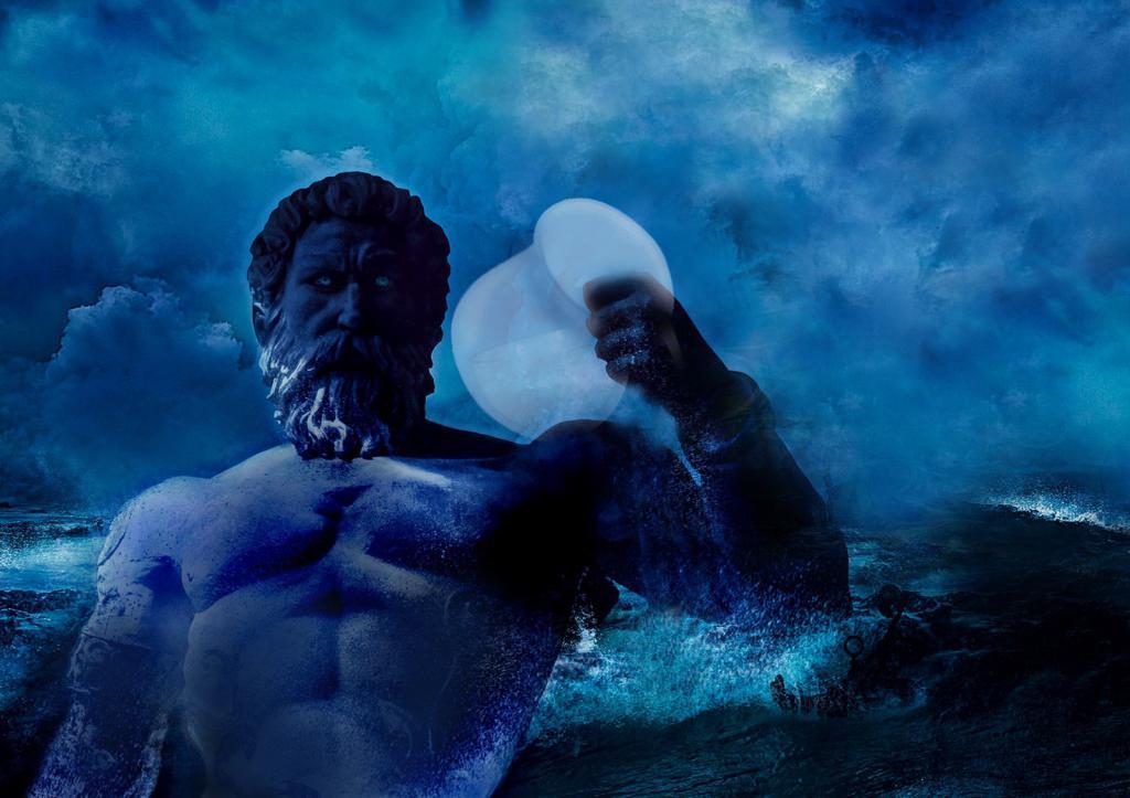 Статуя Водолея