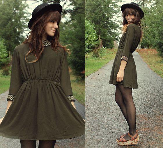 Болотное платье