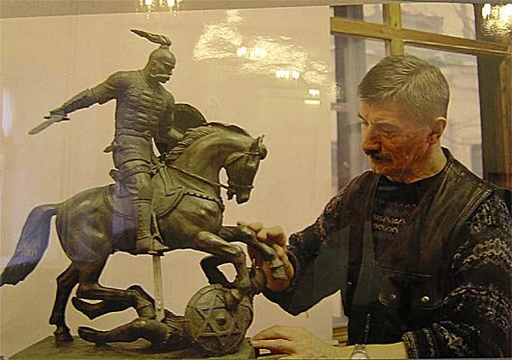 скульптор клыков биография