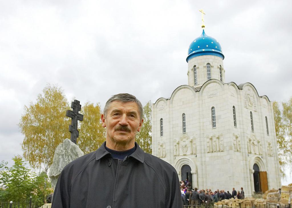 скульптор вячеслав михайлович клыков